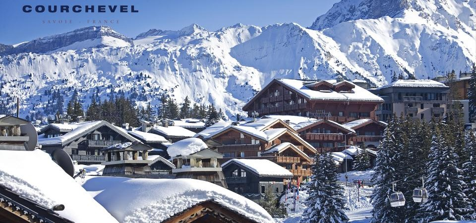 Courchevel real estate © studioDGC